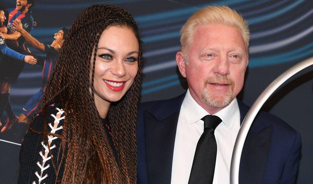 Foto: Boris Becker y su mujer Lilly en una imagen de archivo. (Gtres)