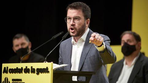 Sigue en directo la rueda de prensa de Pere Aragonès, candidato de ERC a las elecciones del 14F