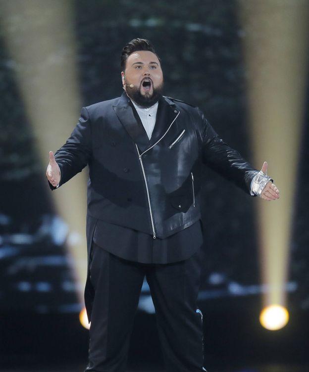 2017 Foto 2017 A La Gala Eurovisión Bw5qRx0