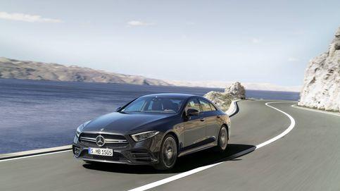 Dos gamas de modelos Mercedes AMG