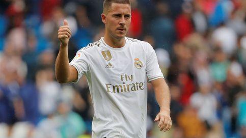 Por qué Hazard corre el peligro de estar desaprovechado en el Real Madrid
