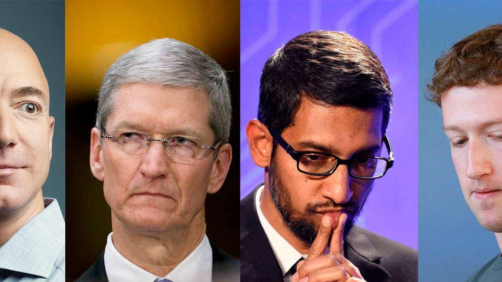 Cómo 4 gigantes tecnológicos controlan toda tu vida: Hay que frenarlos como sea