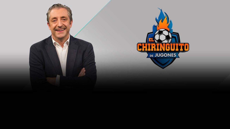 Foto: Josep Pedrerol, presentador de 'El chiringuito de Jugones'