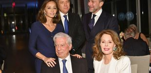 Post de Isabel Preysler, Carolina Herrera y Boris Izaguirre festejan al decorador de los Obama