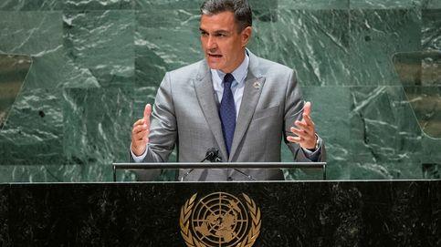 Sánchez advierte ante la ONU que la democracia en el mundo está amenazada