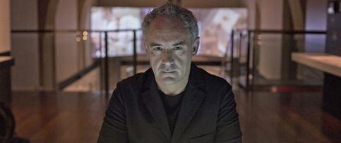 Londres hace del cocinero Ferran Adrià un artista pop
