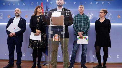 49 parlamentarios plantan a Felipe VI: No tenemos Rey