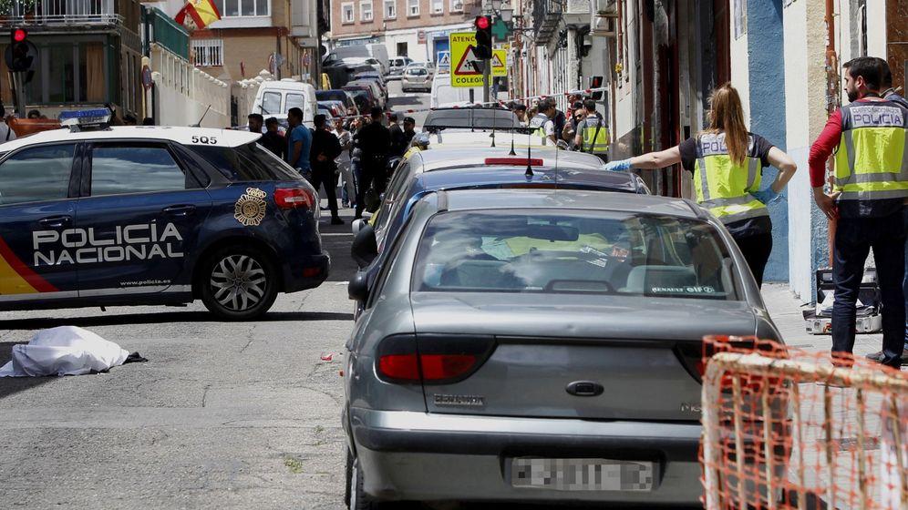 Foto: El butronero Niño Sáez fue asesinado a tiros en plena calle en Madrid. (EFE)