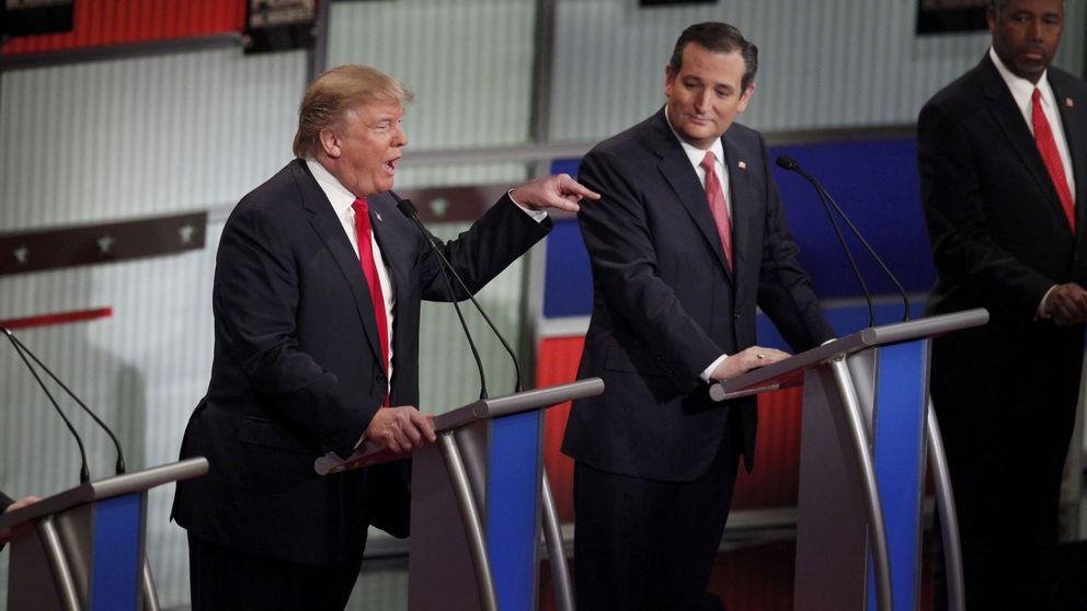 Trump contra Cruz: las técnicas más sucias de la batalla republicana