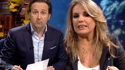 Tirón de orejas de Carmen Porter a Iker Jiménez a propósito de Diego Maradona