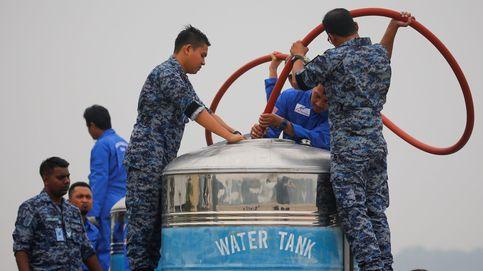 Malasia inicia la 'siembra de nubes' para provocar precipitaciones