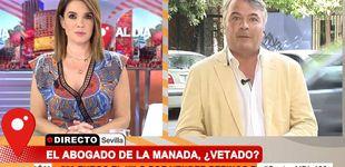 Post de Enfrentamiento entre Carme Chaparro y el abogado de La Manada en Cuatro