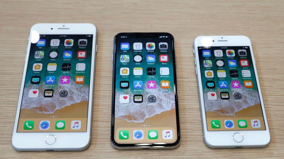 Foto: Apple confirma que los fallos en los chips también afectan a sus dispositivos. (Reuters)