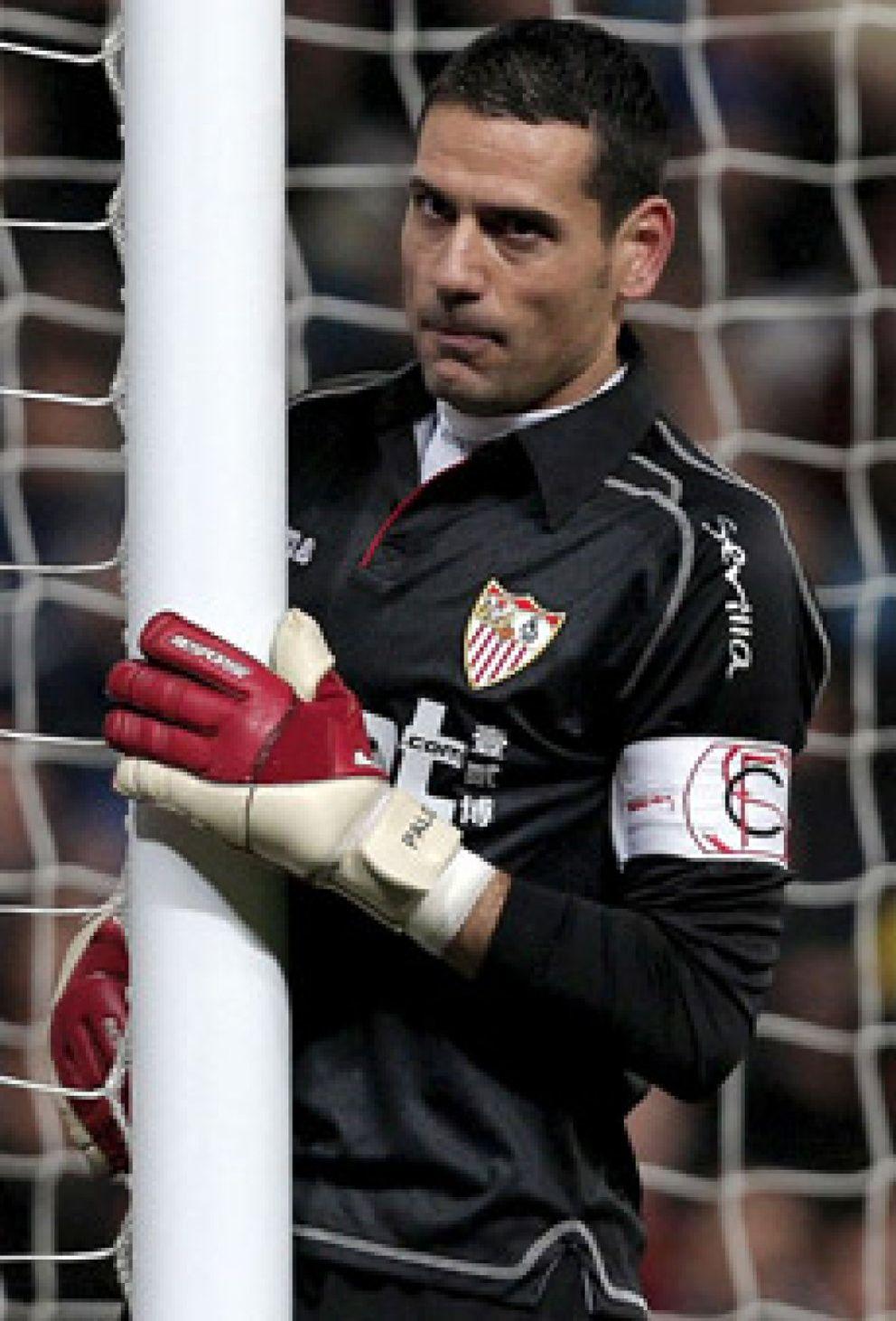 Foto: Palop renueva por el Sevilla hasta 2013