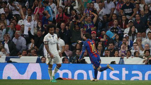 ¿Por qué el Bernabéu 'enloqueció' (de alegría) con el tercer gol de Messi?
