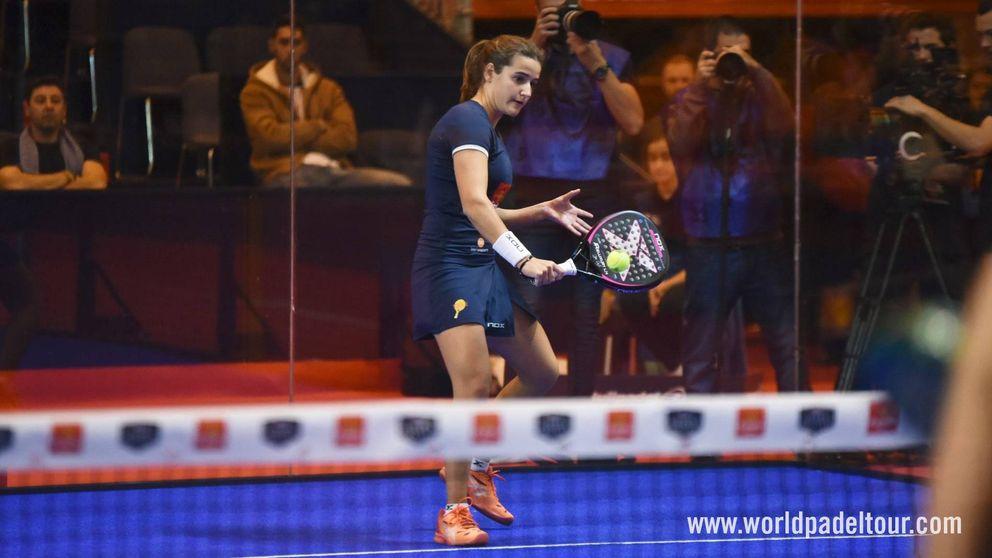 El 'puntazo' de Ariana Sánchez para sellar el pase a semifinales del Master Final