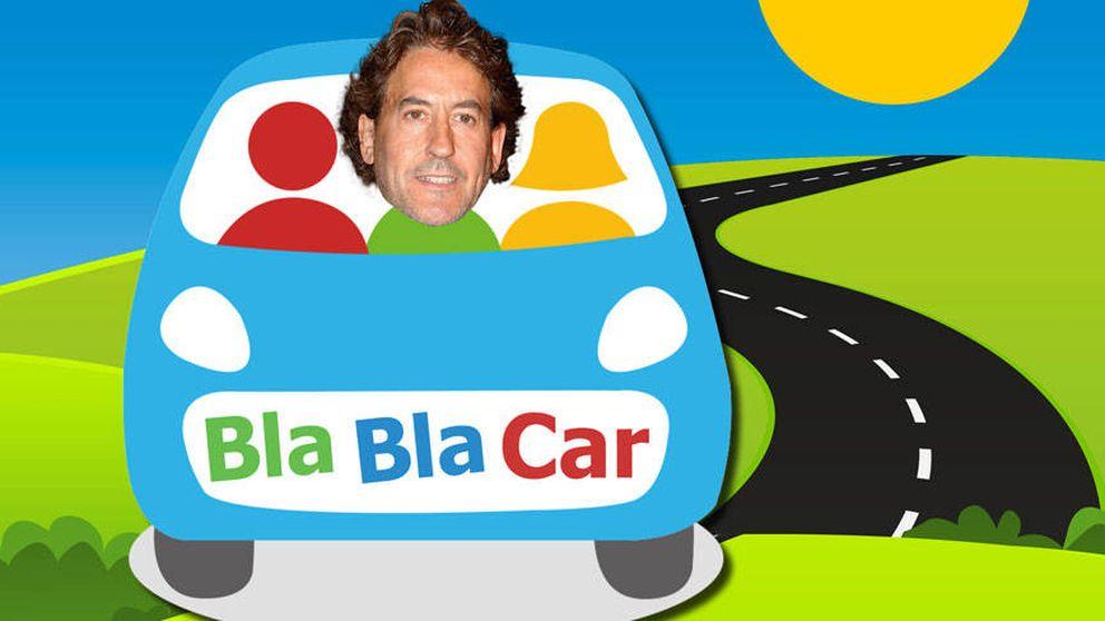 La odisea de viajar con Álvaro de Marichalar en Blablacar