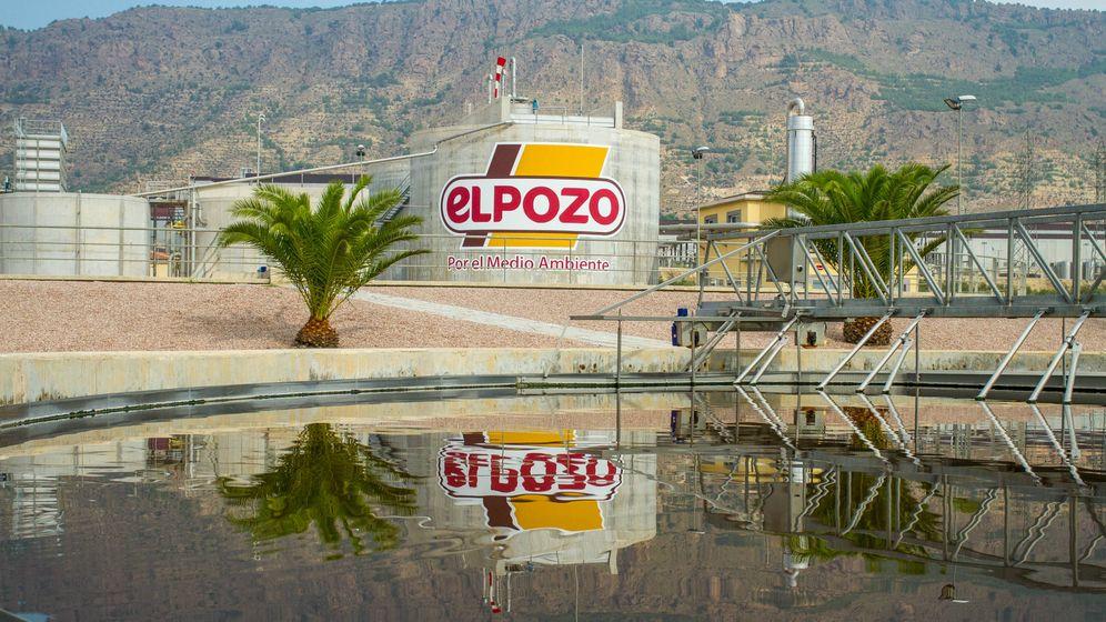 Foto: Depuradora en El Pozo Alimentación.(EFE)