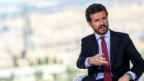 Casado obvia la remodelación y mantiene la oposición dura contra Sánchez