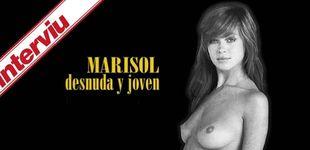Post de 'Interviú' lleva a su último número a Marisol, la portada del millón de ventas