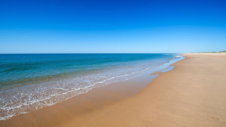 El Caribe también está en Huelva: la Flecha. (Foto: Hotel Fuerte El Rompido)