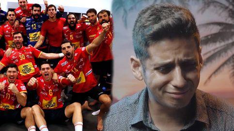 'Tentaciones': el grito de Christofer llega a la selección española de balonmano
