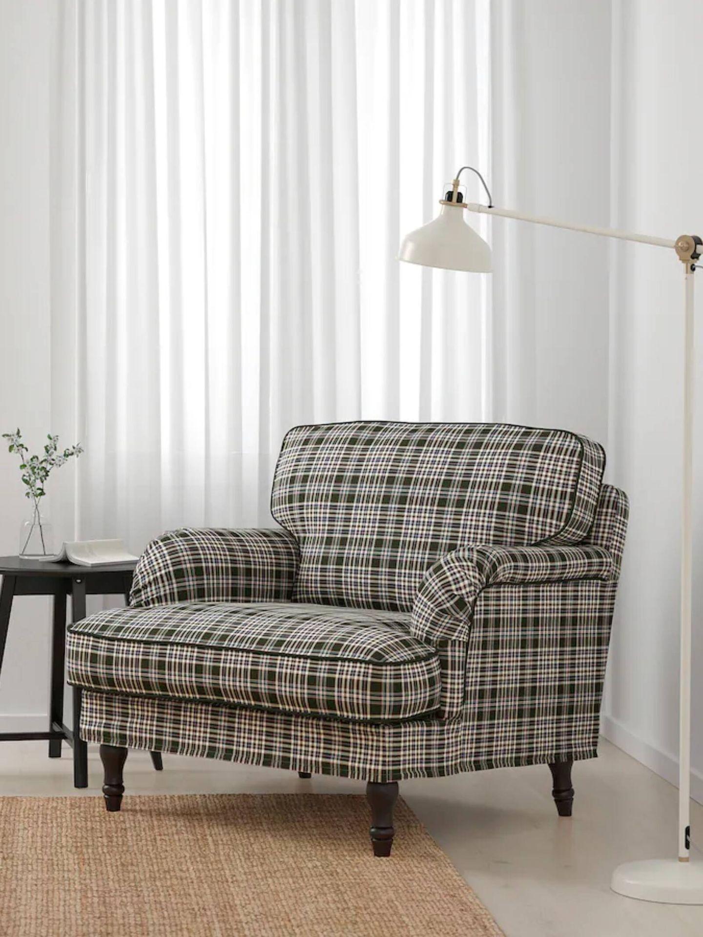 Los cuadros son tendencia también en los complementos de Ikea. (Cortesía)