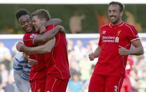El QPR regala al Liverpool un triunfo con dos goles en propia