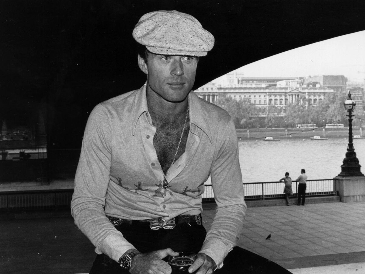 Foto: Robert Redford, en el esplendor de su carrera. (Getty)