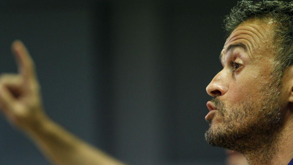 La chulería de Luis Enrique: desprecia a la prensa a la que elogiaba Mourinho