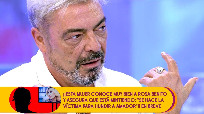 Antonio Canales. (Mediaset)