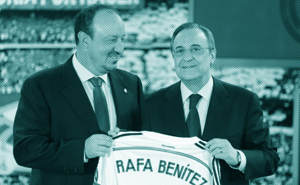 Foto: ACS y el Real Madrid, dos empresas y un destino en las Antípodas