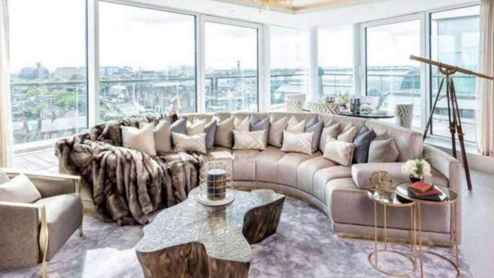 Los pisos de lujo en los que vivirán las familias de la torre Grenfell