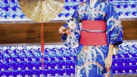 Eva González, una geisha muy sevillana