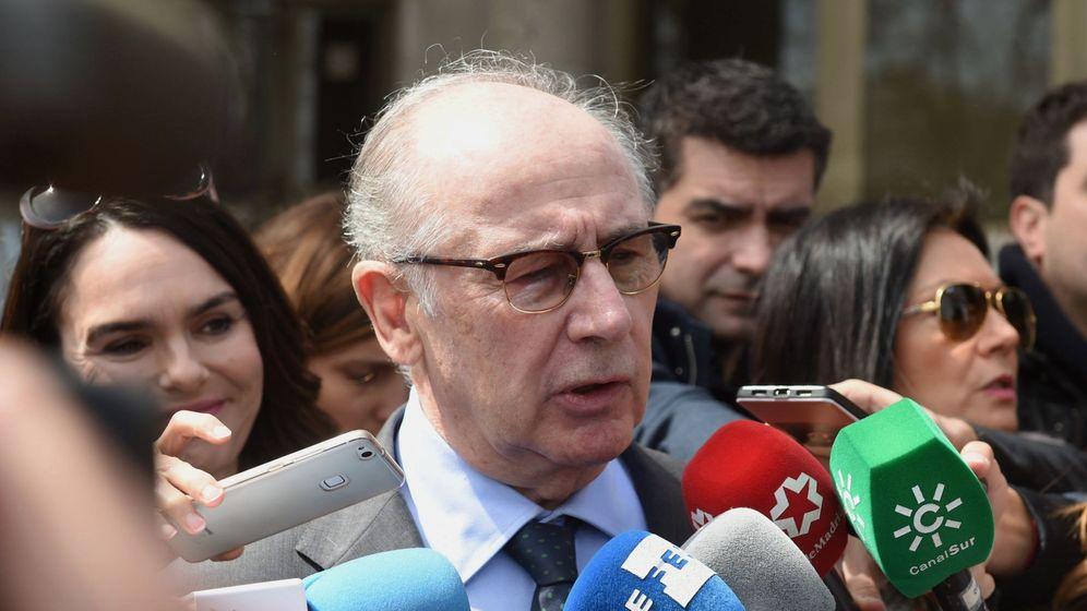 Foto: El exvicepresidente del Gobierno Rodrigo Rato. (EFE)