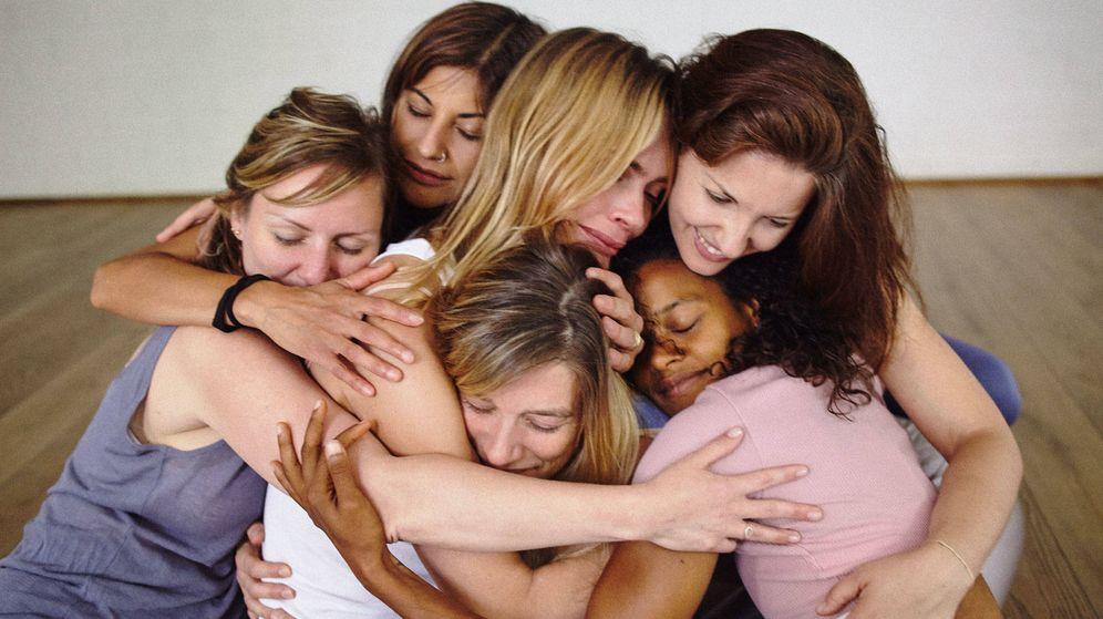 Foto: La conexión con uno mismo es una de las claves de estos retiros compartidos. (Cortesía Le Garage)
