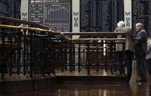 El valor del Ibex supera el medio billón de euros por primera vez desde 2011