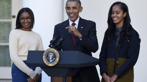 Las hijas de Obama se van de compras en pleno centro de Madrid