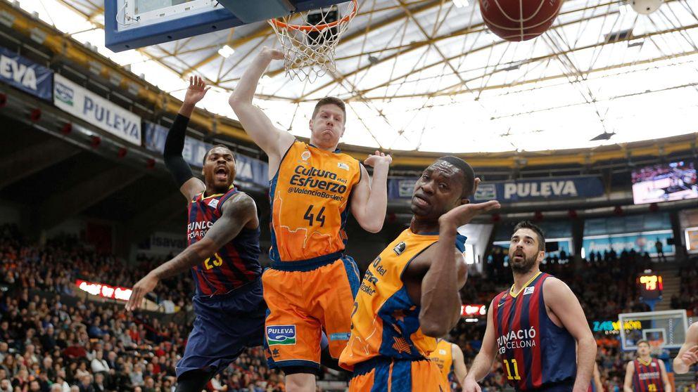 Octava derrota en ACB del Barça, más que en la temporada pasada