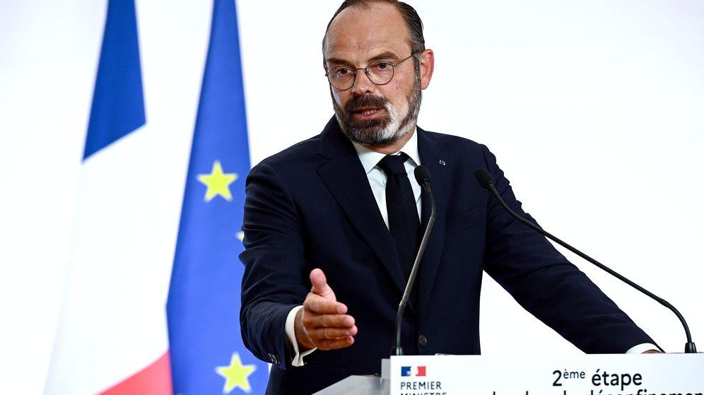 Foto: El primer ministro francés, Edouard Philippe. (EFE)