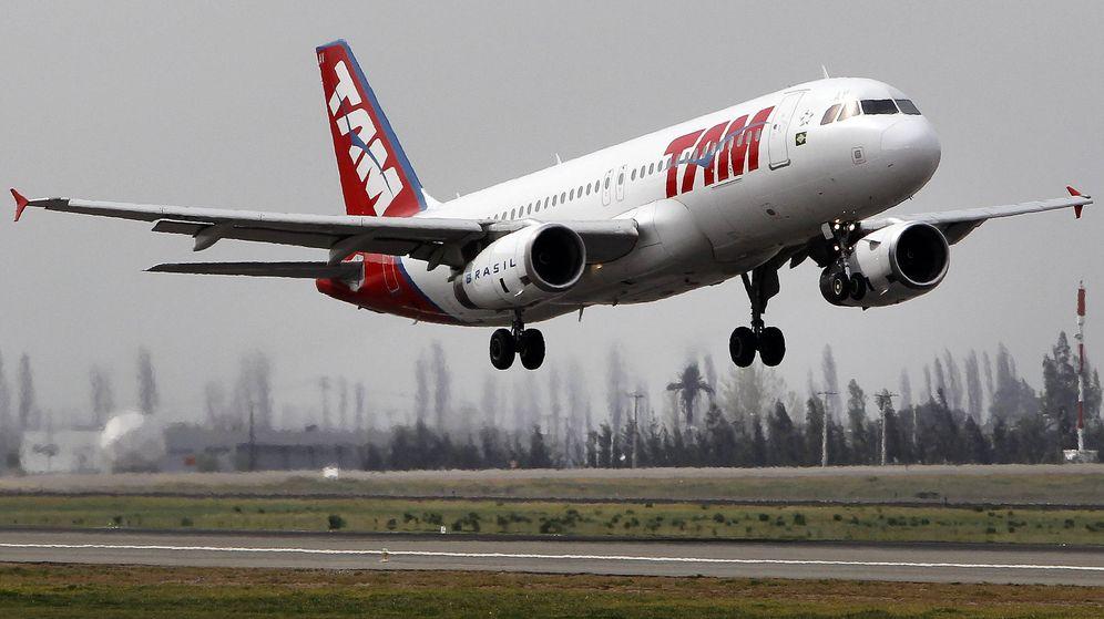 un vuelo de tam regresa a madrid por una supuesta amenaza de bomba