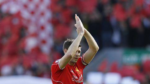 Anfield no permitirá jamás que su capitán, Steve Gerrard, camine solo