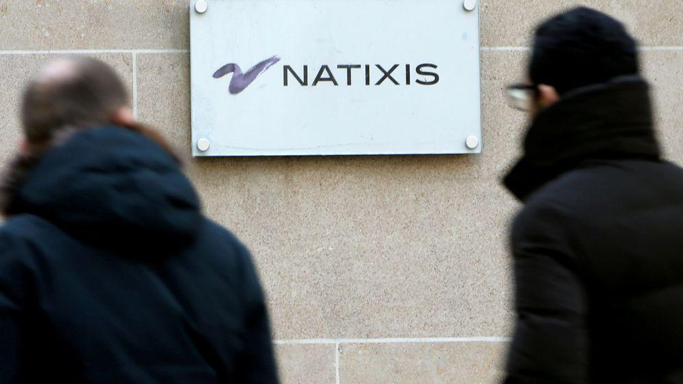 Foto: Logo Natixis (Reuters)
