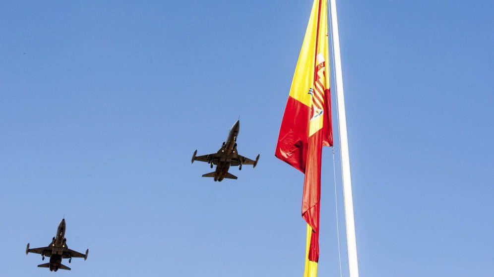 Foto: Bandera de España (Efe)