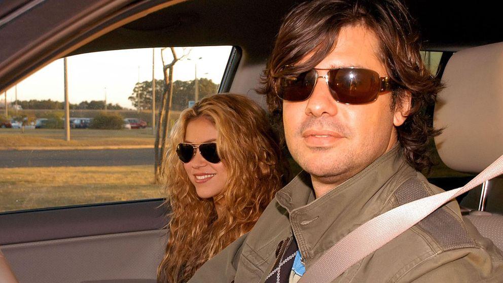 La alegría de Antonio de la Rúa mientras se pelea con Shakira: será padre otra vez