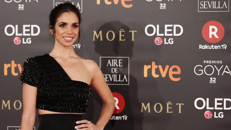 Elena Furiase en los Premios Goya. (Gtres)