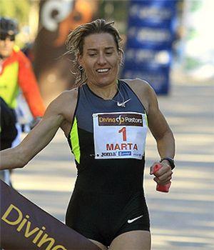 Marta Domínguez tuvo que pasar un control antidopaje... ¡en el Senado!