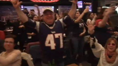 Victoria de los Patriots en la final de la Super Bowl
