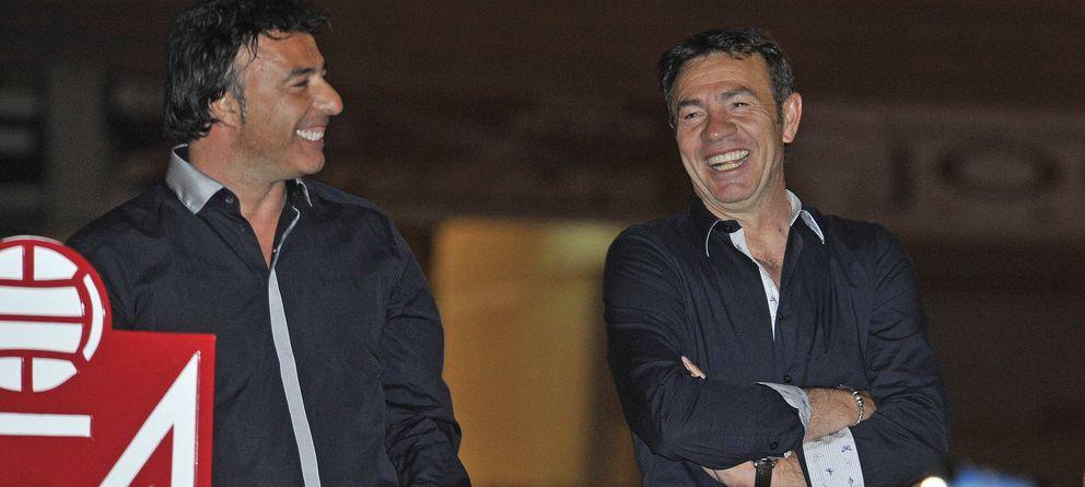 Foto: Abel Resino se convierte en el nuevo entrenador del Granada.