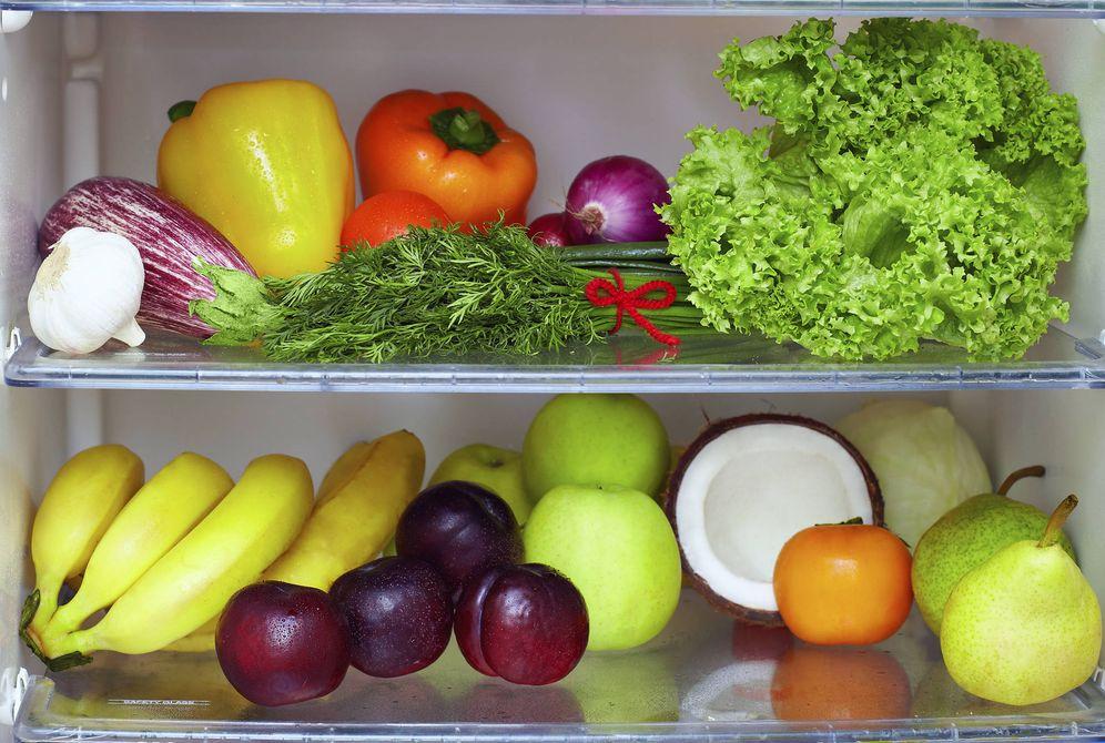 Foto: Colocando todo con criterio, tus productos frescos durarán más. (iStock)